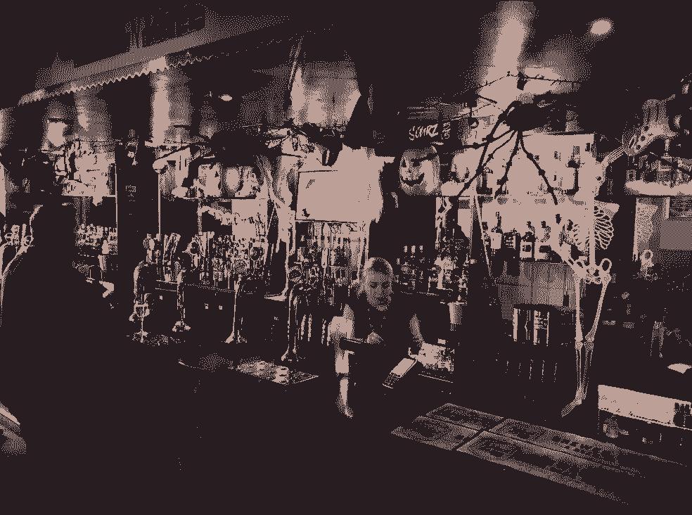 The Claude Hotel Pub in Cardiff