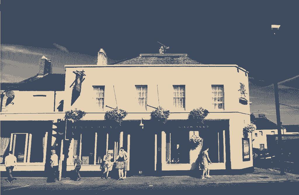 The Crwys Pub in Cardiff